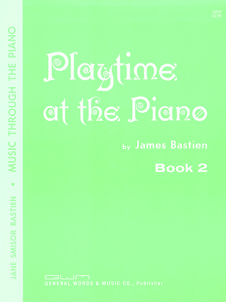 Playtime At The Piano, Book 2