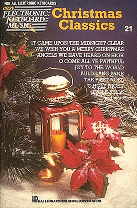 Christmas Classics - Easy EKM #21