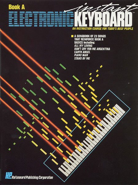 Instant Electronic Keyboard Book A