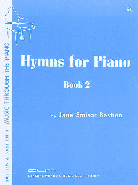 Hymns For Piano, Book 2