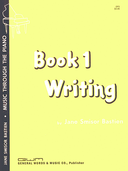 Book 1 Writing
