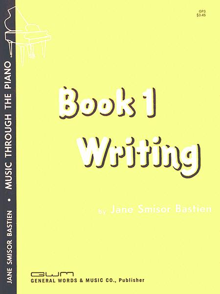 Book 1 Writing