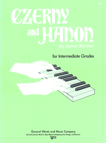Czerny And Hanon For Intermediate Grades