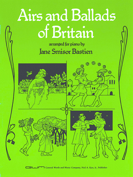 Airs And Ballads Of Britain