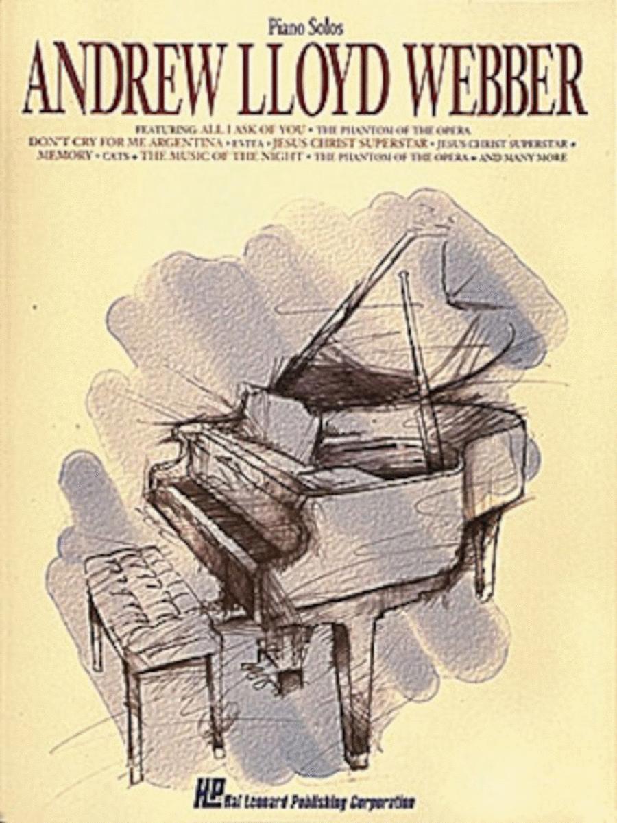 Andrew Lloyd Webber (Piano Solos)