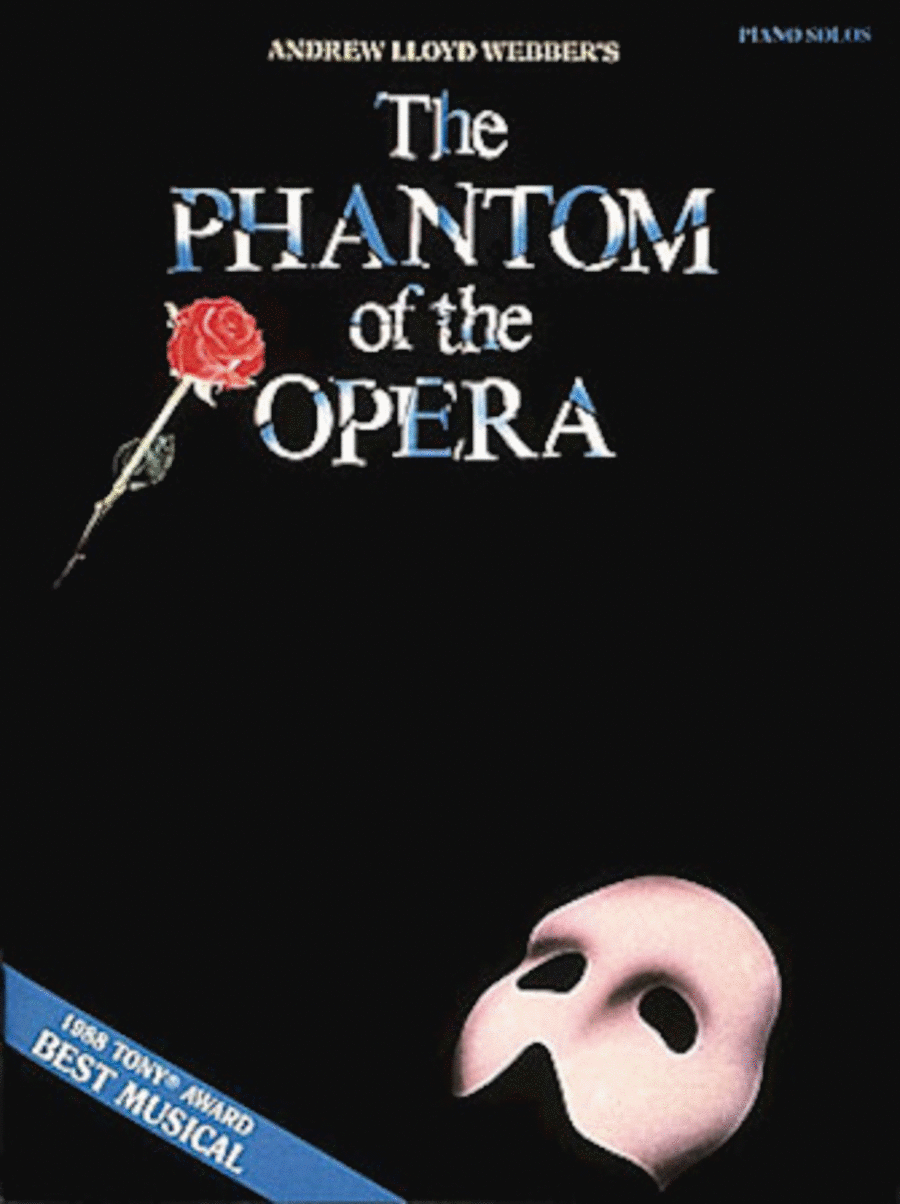 Phantom Of The Opera - Piano Solos