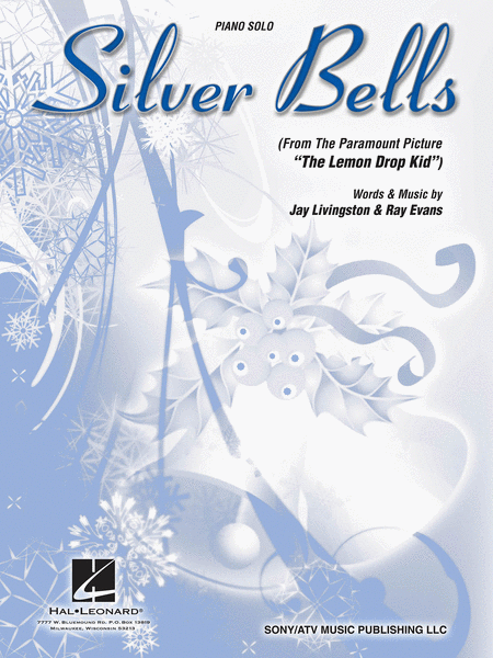 Silver Bells - Easy Piano