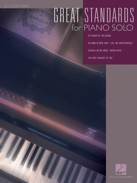 Great Standards For Piano Solo