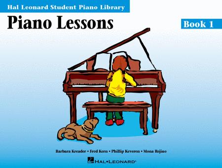 Piano Lessons - Book 1