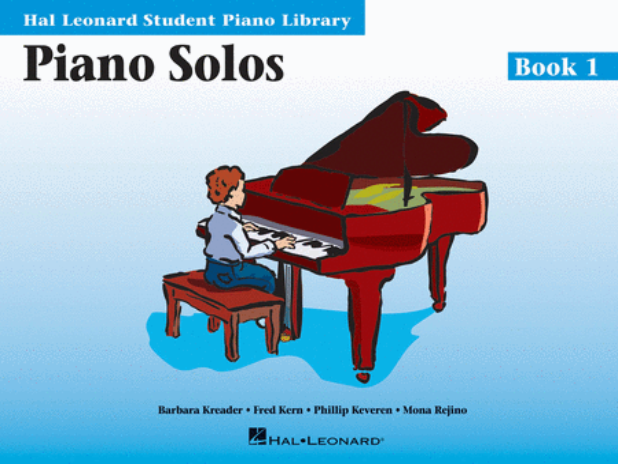 Piano Solos - Book 1
