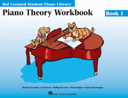 Piano Theory Workbook - Book 1