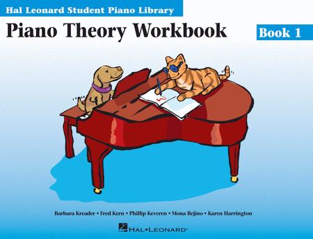 Piano Theory Workbook - Book 1