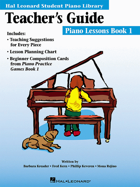 The Hal Leonard Student Piano Library Teacher's Guide
