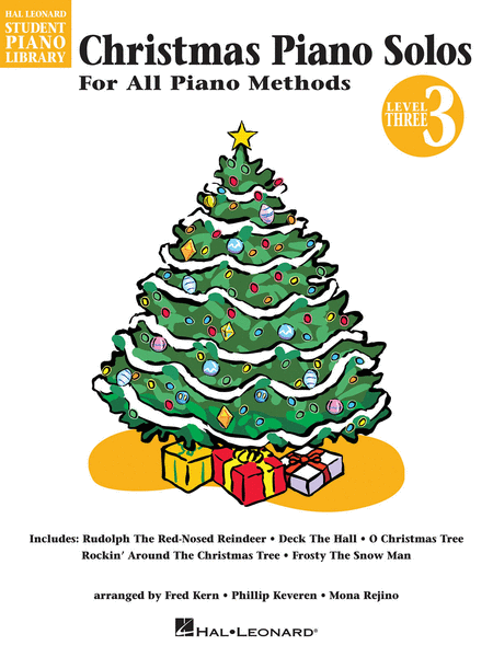 Christmas Piano Solos - Level 3