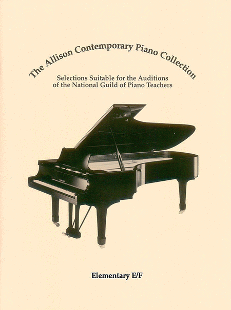 The Allison Contemporary Piano Collection