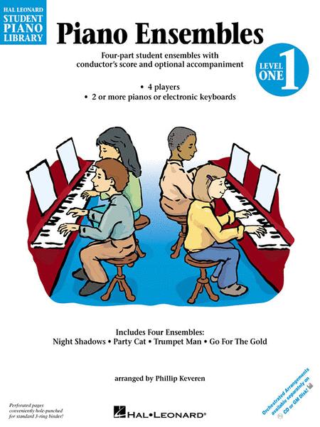 Piano Ensembles Level 1