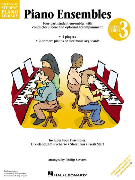 Piano Ensembles Level 3
