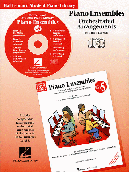 Piano Ensembles - Level 5 - CD