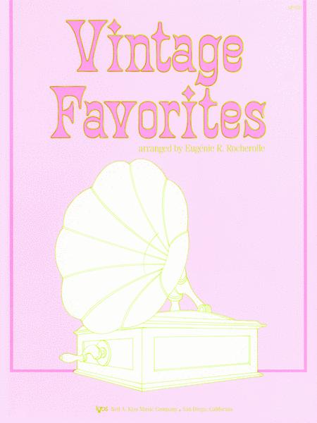 Vintage Favorites