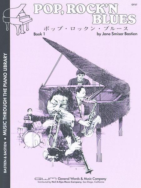 Pop Rock 'n Blues, Book 1