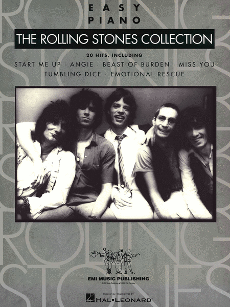 The Rolling Stones Collection - Easy Piano