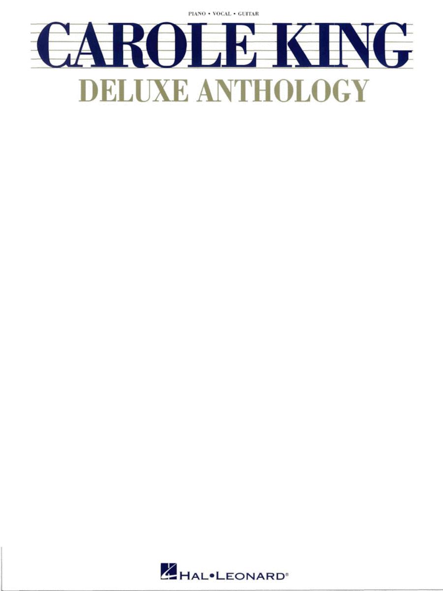 Carole King Deluxe Anthology