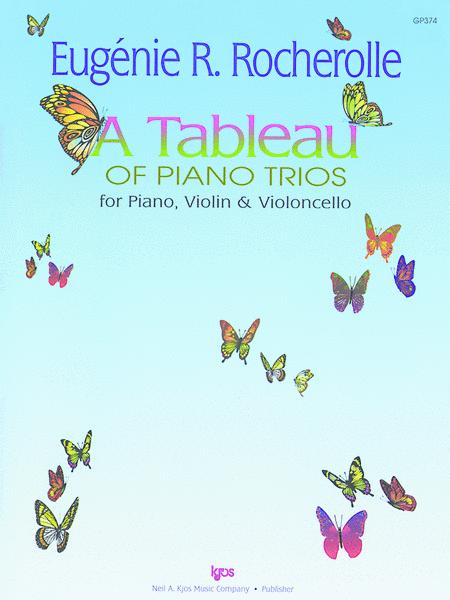 A Tableau of Trios