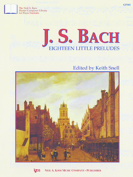 Bach - Eighteen Little Preludes