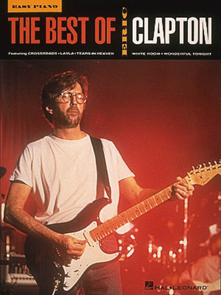 The Best Of Eric Clapton - Easy Piano