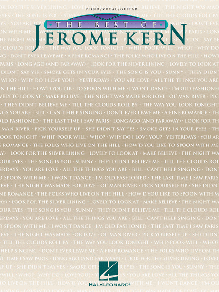 The Best of Jerome Kern