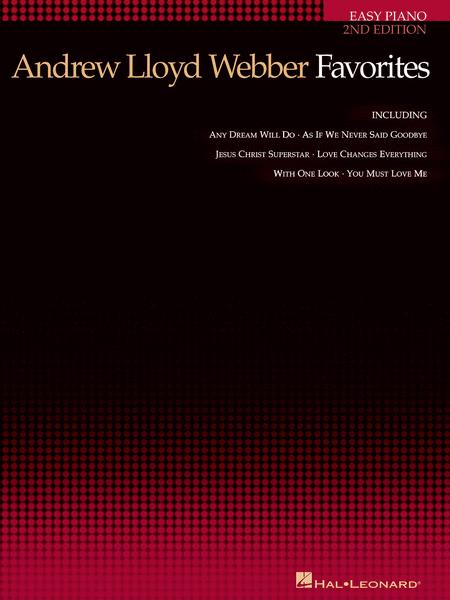 Andrew Lloyd Webber Favorites - 2nd Edition