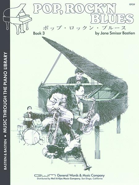 Pop Rock 'n Blues, Book 3