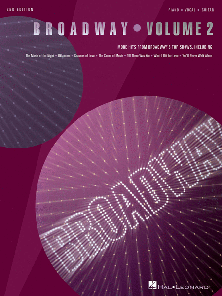 Broadway - Volume 2 (L-Y) - 2nd Edition