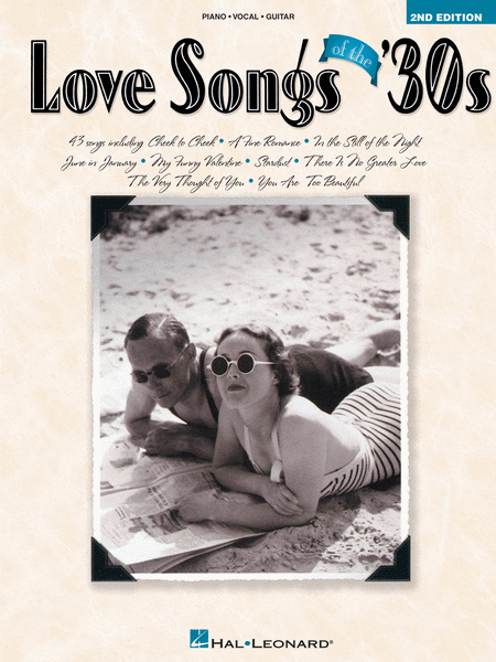 Love Songs of the '30s - 2nd Edition