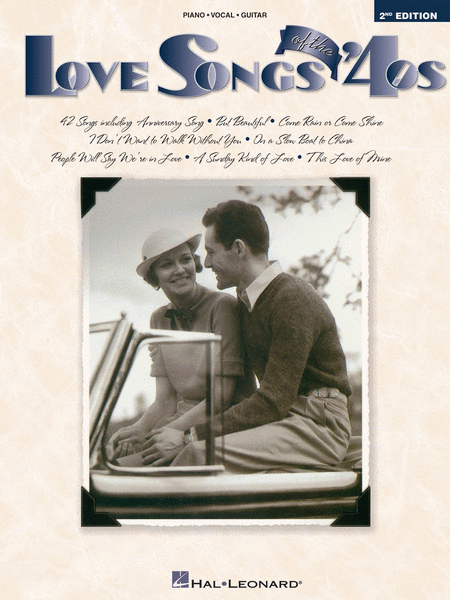 Love Songs of the '40s - 2nd Edition