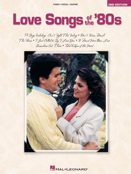 Love Songs of the '80s - 2nd Edition