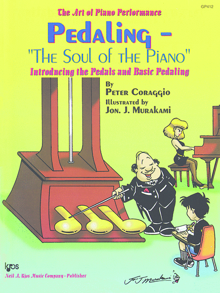 Art Of Piano Performance - Pedaling Soul Of The Piano