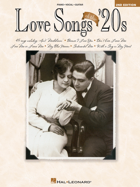 Love Songs of the '20s - 2nd Edition