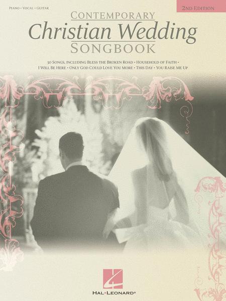 Contemporary Christian Wedding Songbook