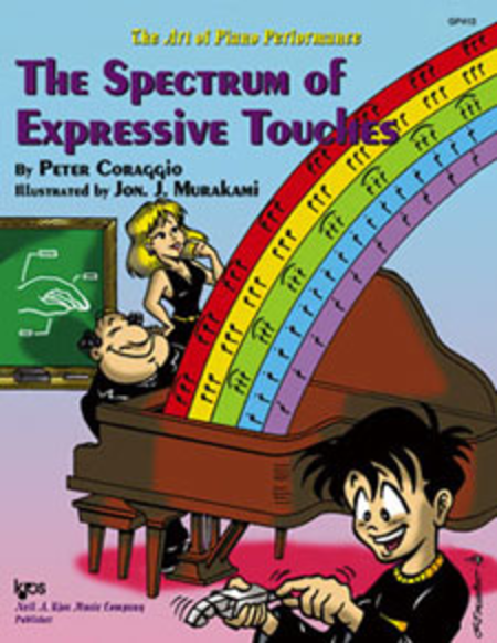 Art Of Piano Performance - Spectrum Of Expressive Touches