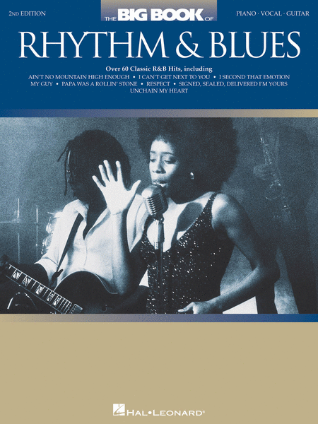 The Big Book of Rhythm & Blues - 2nd Edition