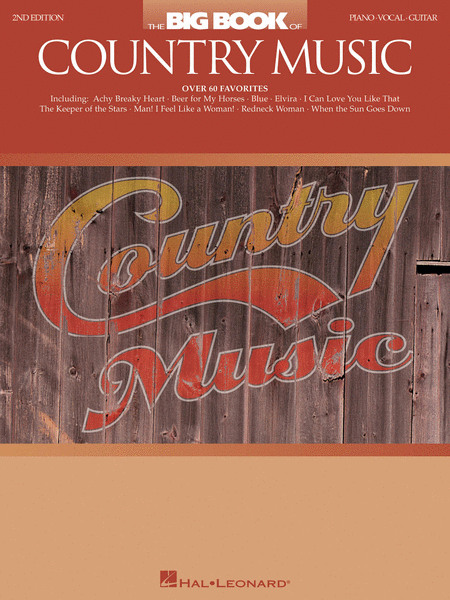 Big Book of Country Music - 2nd Edition