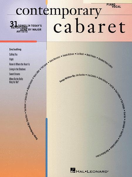 Contemporary Cabaret