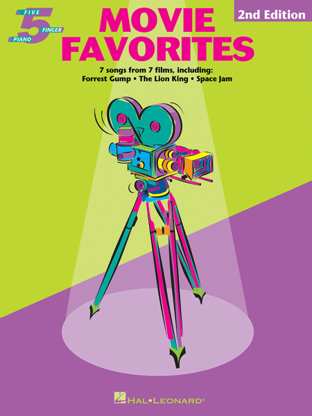 Movie Favorites - 2nd Edition