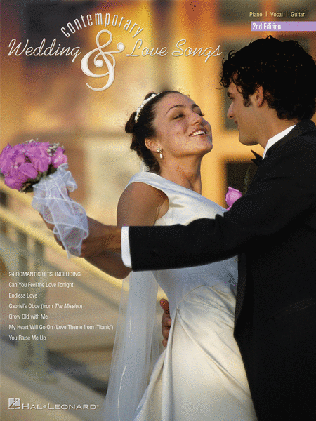 Contemporary Wedding And Love Songs