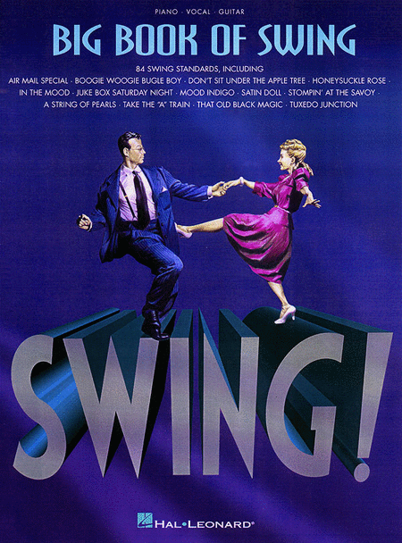 Big Book Of Swing