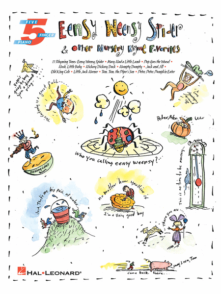 Eensy Weensy Spider & Other Nursery Rhyme Favorites
