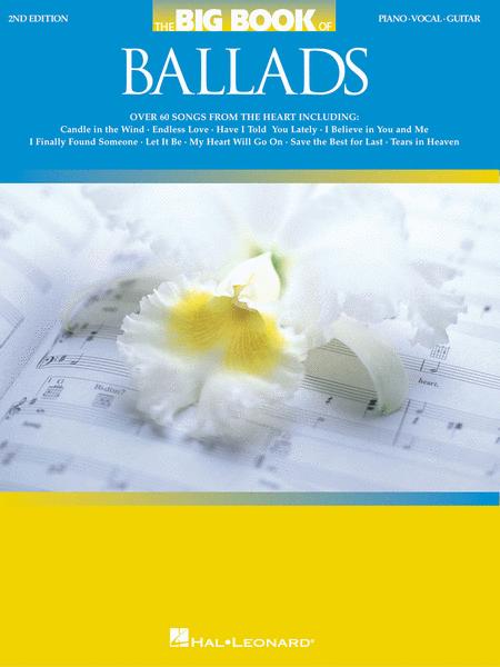 The Big Book of Ballads