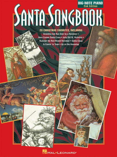 Santa Songbook - 2nd Edition
