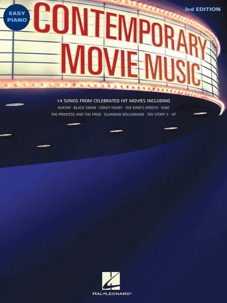 Contemporary Movie Music - Easy Piano